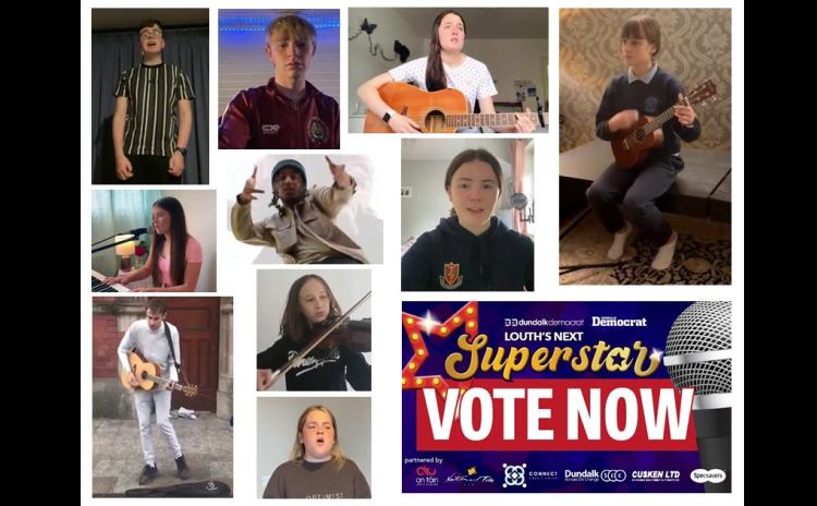 WATCH: All the entries to Louth's Next Superstar as voting opens