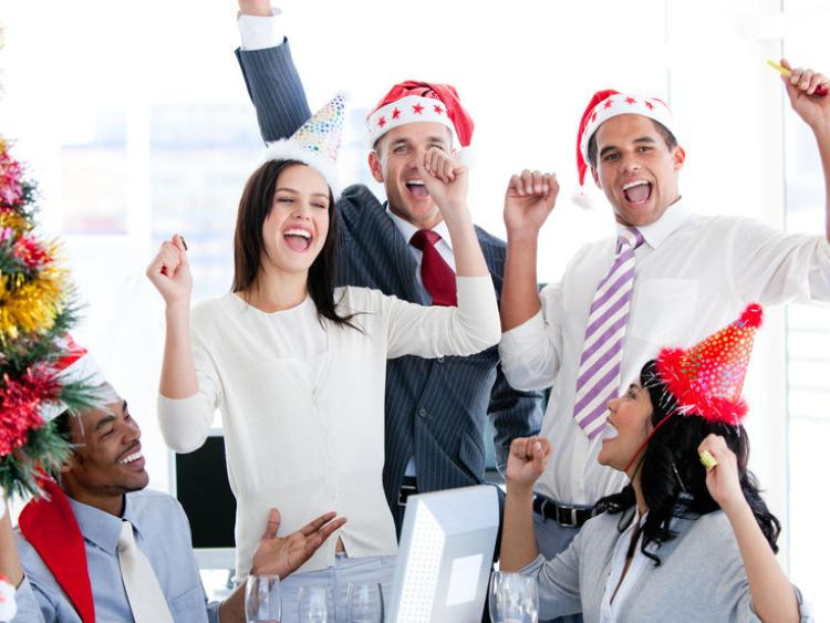 overheard in dundalk the work christmas party