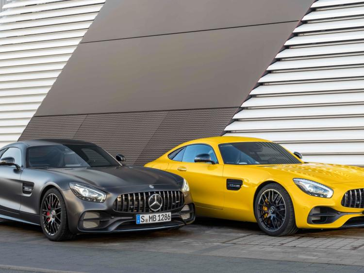 new mercedes benz amg models to debut at motor show dundalk democrat. Cars Review. Best American Auto & Cars Review