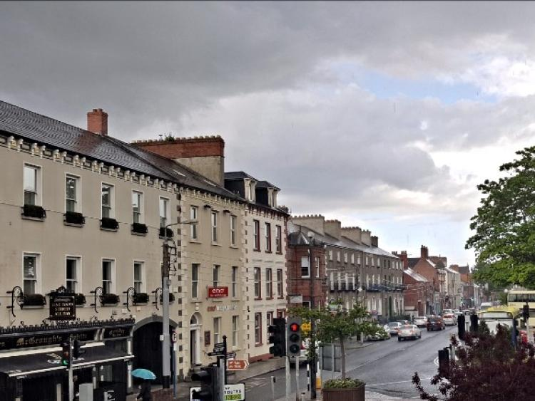Weather: Sunny spells with thundershowers