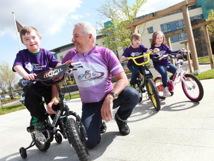 Louth cyclists urged to get on their bike with Stephen ...