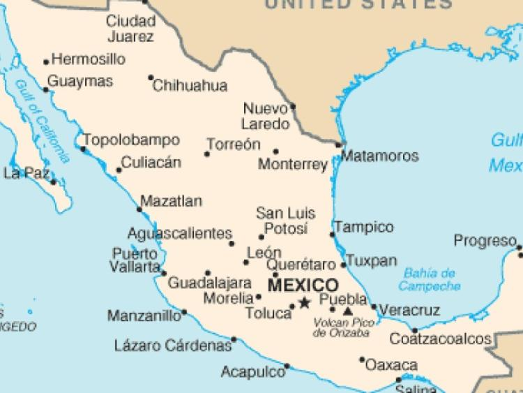 Irish man has been shot and killed in carjacking incident in Mexico