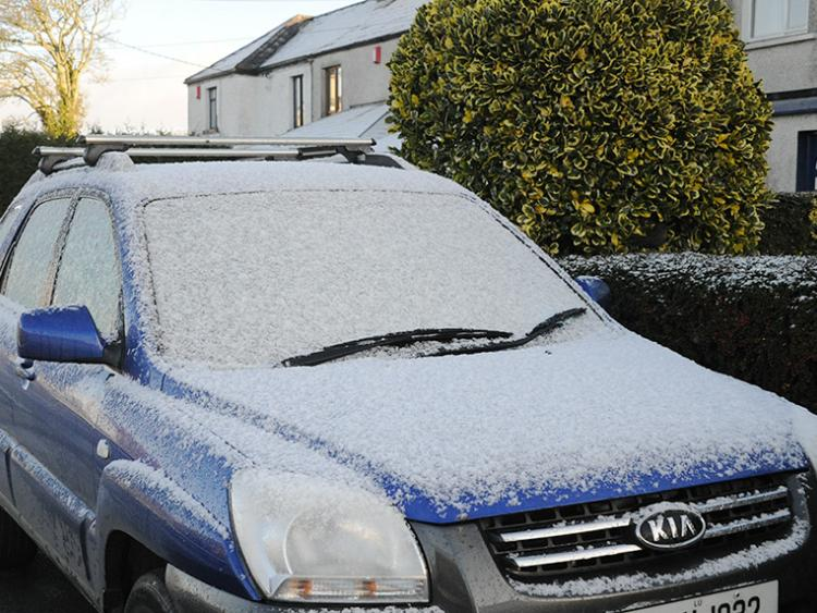 Snow-Ice warning upgraded to status orange for Donegal