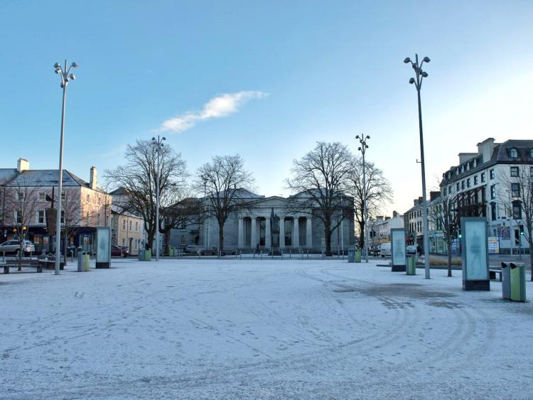 Temperatures set to plunge as low as -8c