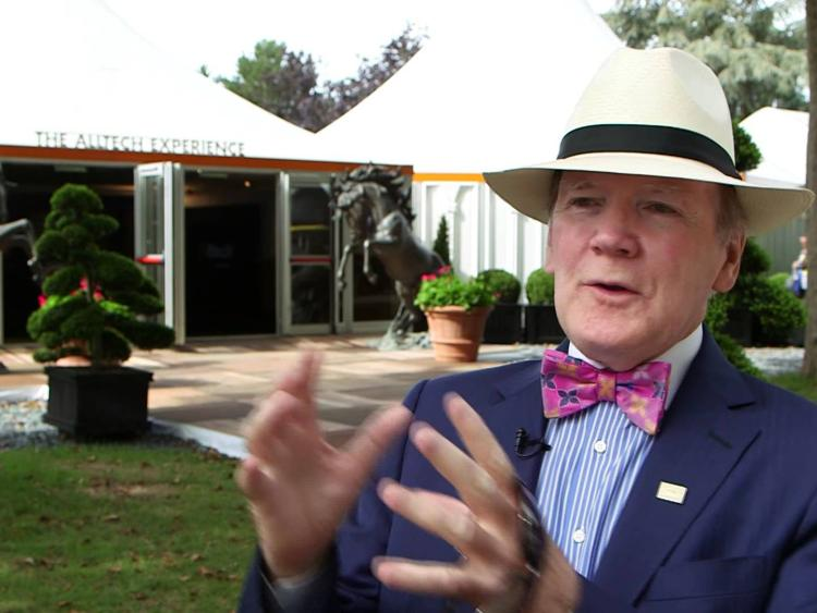 Alltech Founder Pearse Lyons Has Died