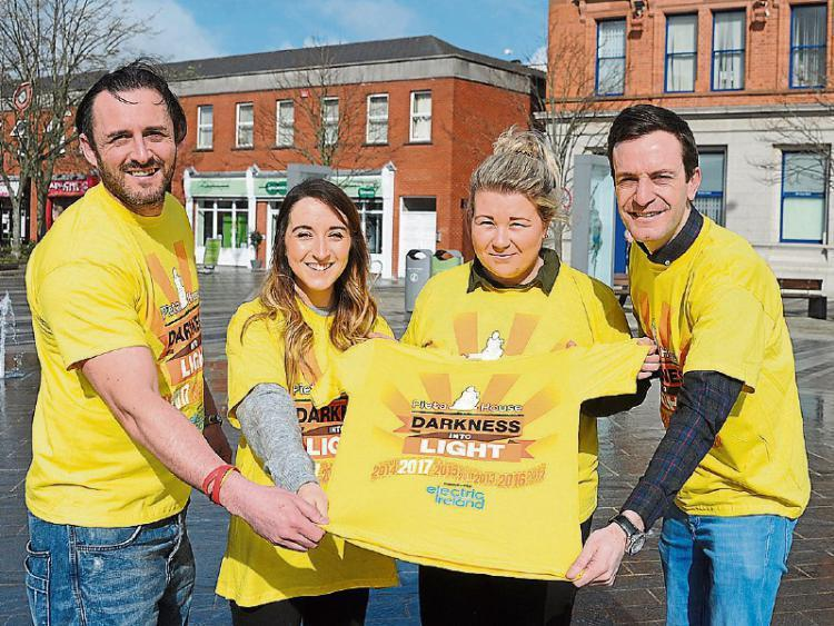 Estimated 200000 Take Part In Darkness Into Light Event
