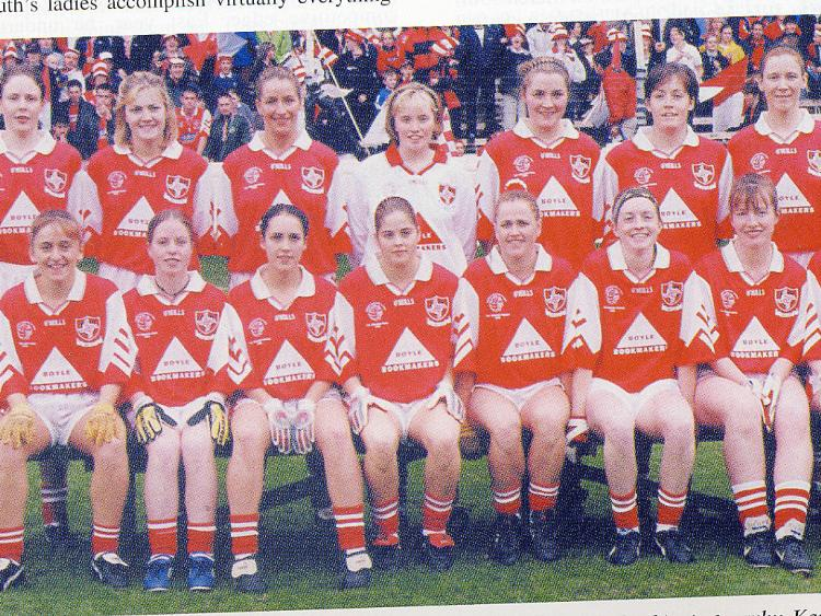 Its 20 Years Since Louth Ladies Won Their First All Ireland