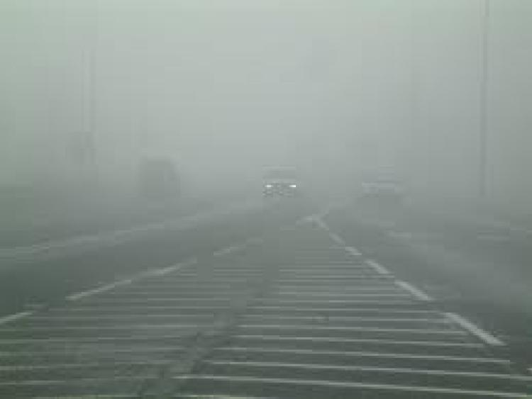 motorists warn of serious fog conditions around dundalk dundalk