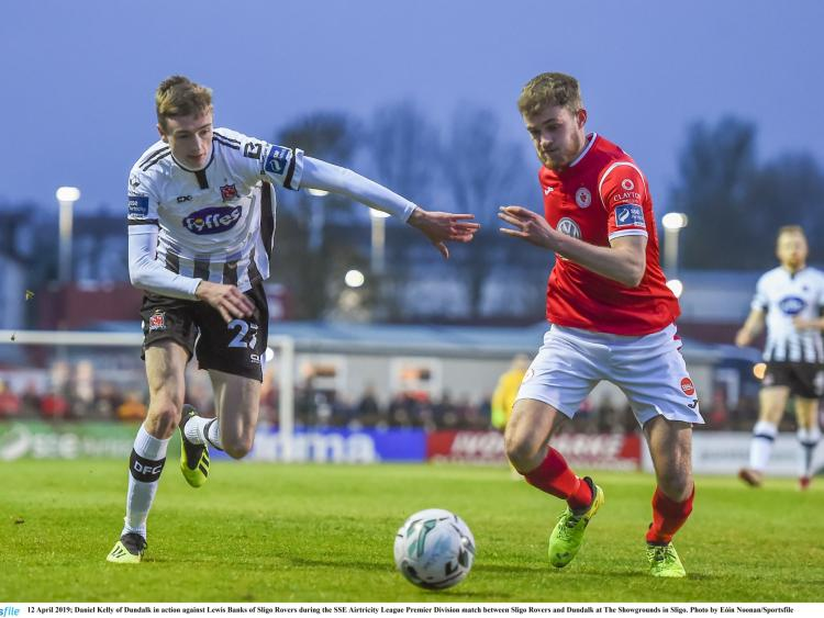aa37d63cb88d6 Dundalk FC drop to fourth after suffering second defeat of the season in  Sligo