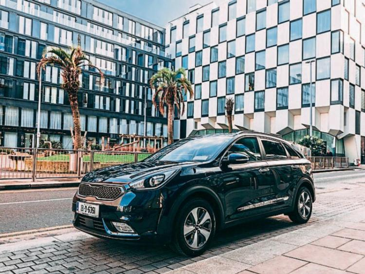 Style Is The Issue With Kia Niro