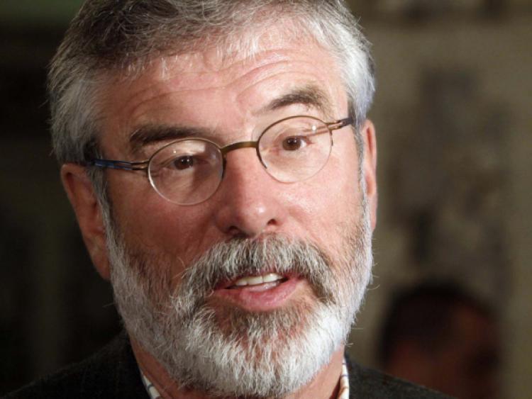 Gerry Adams' historic prison escape convictions quashed by Supreme Court
