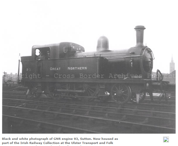 The legendary history of the Great Northern Railway in Dundalk